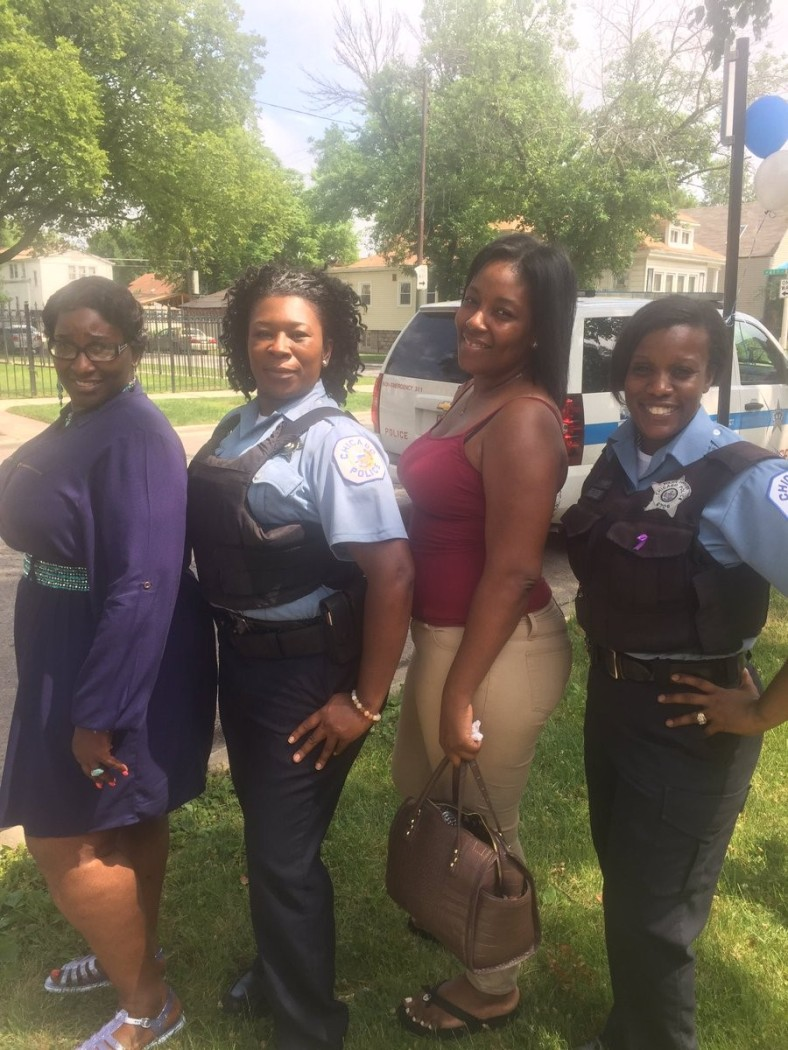 CPD ladies